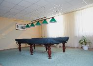 отель Лучёса: Бильярд