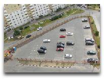 отель Лучёса: Автостоянка