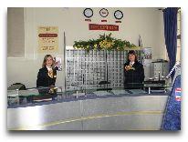 отель Лучёса: Ресепшн