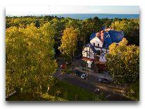 отель Арт-отель Люмьер: Вид на отель сверху