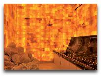 отель Арт-отель Люмьер: Соляная баня