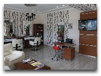 отель Luxe Lankaran Hotel: Салон красоты