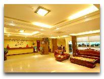 отель Luxury Nha Trang Hotel: Reception
