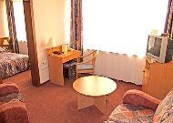 отель Лыбидь: Полулюкс двухкомнатный
