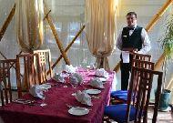 отель Лыбидь: Ресторан