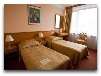 отель Лыбидь: Двухместный номер с двумя отдельными кроватями