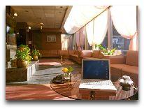 отель Лыбидь: Лобби