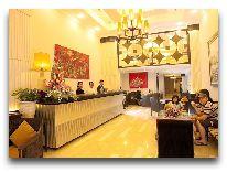 отель Maison D' Hanoi Hanova: Reception