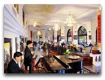 отель Majestic Hotel: Ресторан