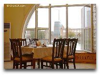 отель Malika Khiva: Ресторан