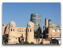 отель Malika Khiva: Вид из отеля