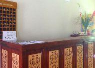 отель Malika Bukhara: Ресепшн