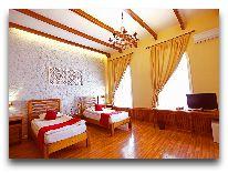 отель Malika Bukhara: Номер Tripl