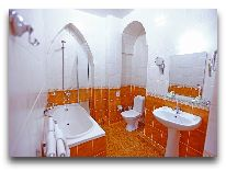 отель Malika Bukhara: Номер Twin