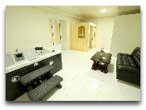 отель Malika Bukhara: СПА центр
