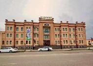 отель Malika Diyora: Фасад отеля