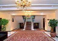 отель Malika Diyora: Холл отеля
