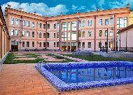 отель Malika Diyora: Бассейн отеля