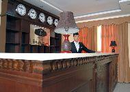 отель Malika Diyora: Ресепшен отеля
