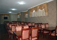 отель Malika Diyora: Ресторан отеля