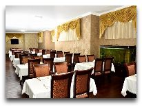 отель Malika Diyora: Ресторан