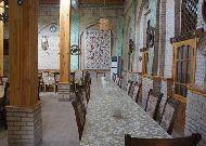 отель Malika Kheivak: Внутренний дворик