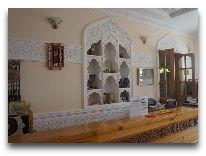 отель Malika Kheivak: Ресепшен