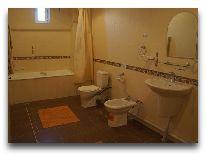 отель Malika Kheivak: Ванная в номере