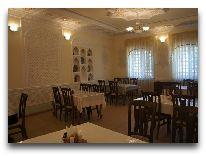 отель Malika Kheivak: Ресторан