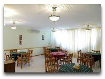 отель Malika Khorezm: Ресторан