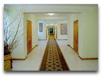 отель Malika Khorezm: Коридор отеля