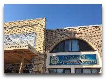 отель Malika Khorezm: Фасад отеля