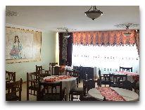 отель Malika Khorezm: Ресторан отеля