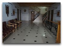 отель Malika Prime: Холл отеля