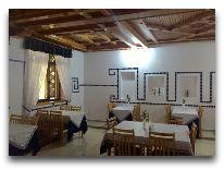 отель Malika Prime: Ресторан отеля