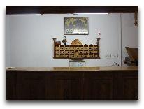 отель Malika Classic: Ресепшен