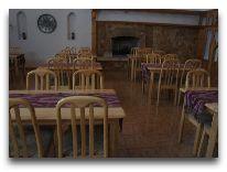 отель Malika Samarkand: Ресторан