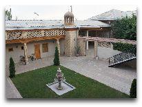 отель Malika Classic: Внутренний дворик