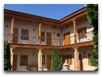 отель Malika Classic: Дворик отеля