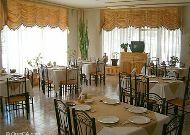отель Malika: Ресторан