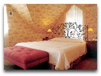 отель Vila Rosa: ll этаж, двухкомнатый люкс