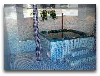 отель Vila Rosa: Комплекс сауны