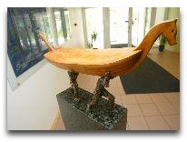 отель Saaremaa Thalasso SPA: Деталь интерьера