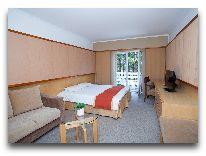 отель Saaremaa Thalasso SPA: Номер Superior с балконом