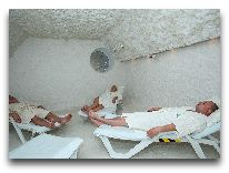 отель Saaremaa Thalasso SPA: Соляная комната