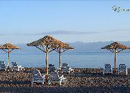 отель Марко Поло: Пляж отеля