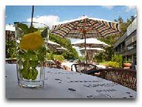 отель Business&Entertaiment centre Margis: Летняя терраса