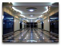 отель Марина: Холл отеля