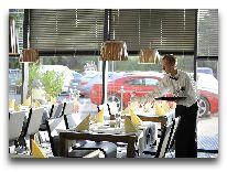 отель Marine Hotel: Ресторан
