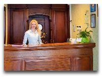 отель Mariot Medical Center: Reception